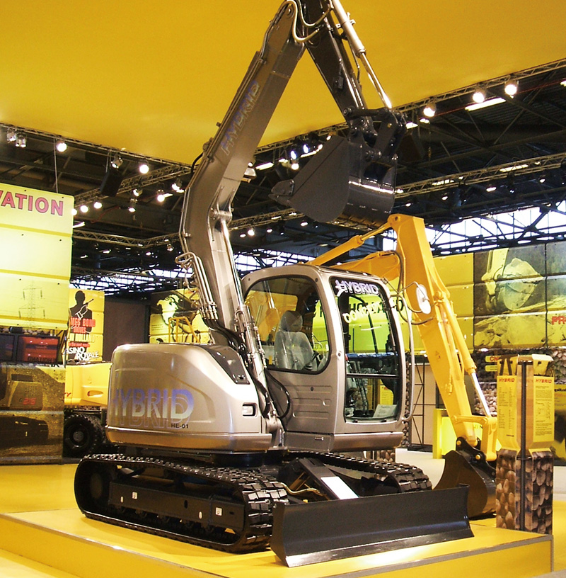 History | Company | Kobelco Construction Machinery Global