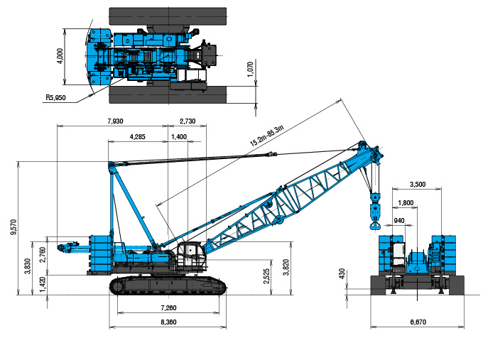 CKE1800 | Other Area (All Line Up) | Kobelco Construction Machinery